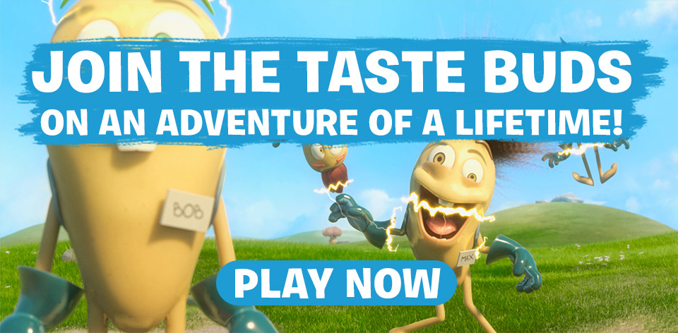 Join the Taste Buds On An Adventure Of A Lifetime