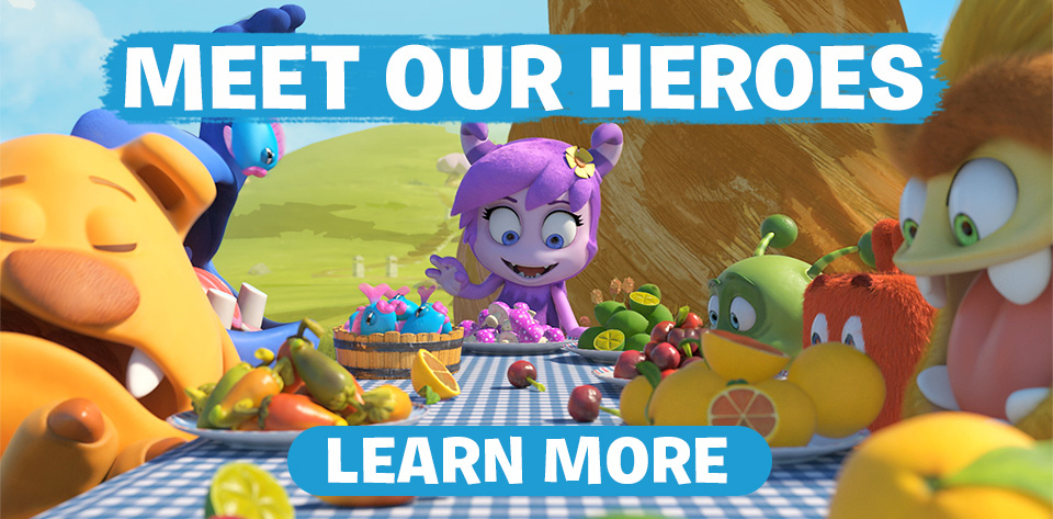 Meet Our Heroes - Learn More