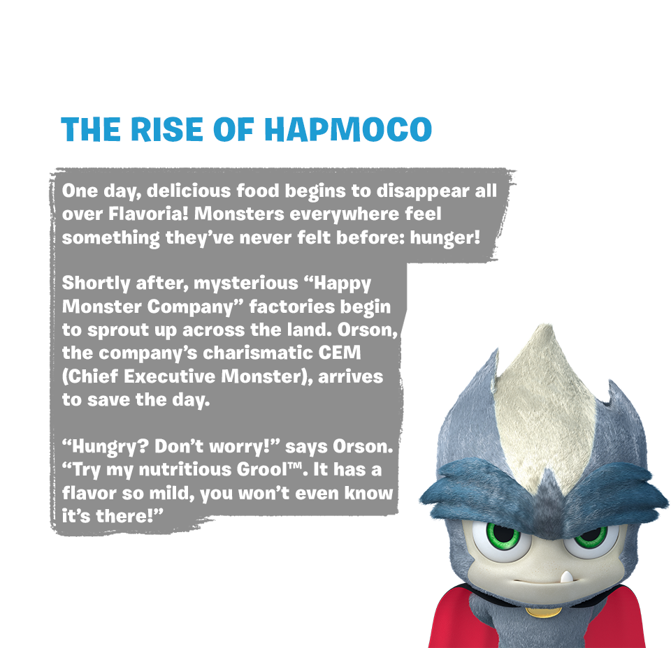 The Rise of Hapmoco