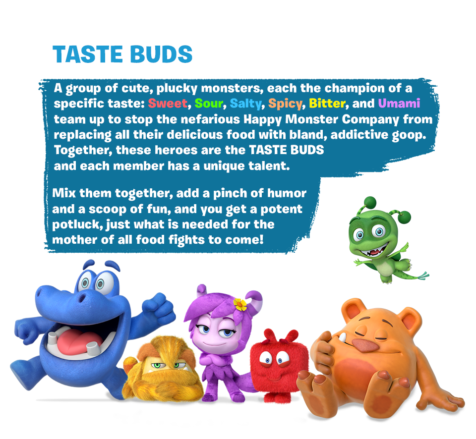 About Taste Buds